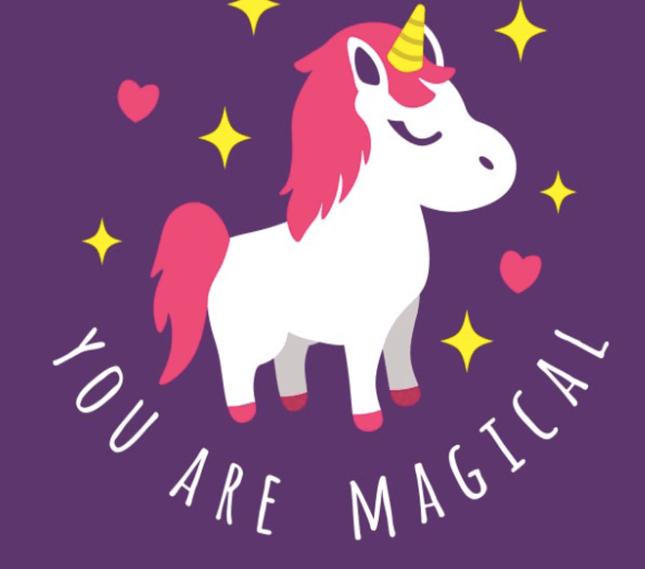 成為你真正所是的魔法那份禮物