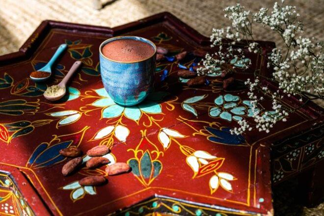 靈性可可薩滿儀式活動