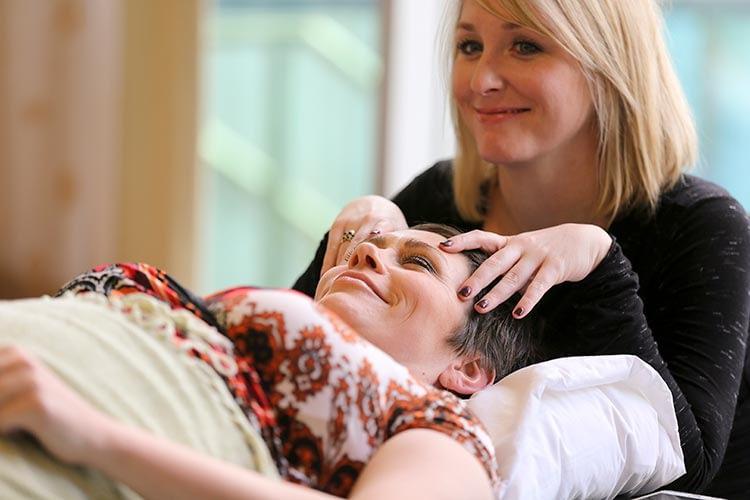 身體程序意識提升手觸療法