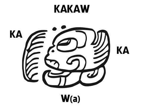 kakaw 瑪雅文明