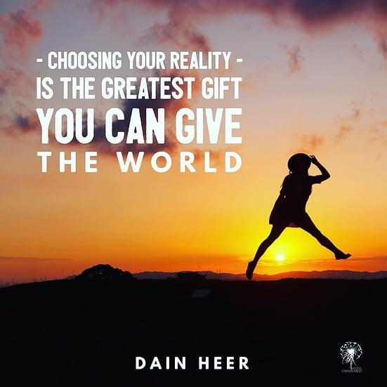 dr dain heer access consciousness