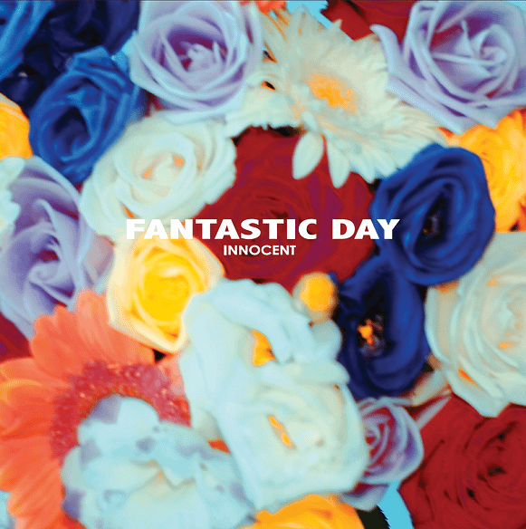 fantastic day innocent album lp cover